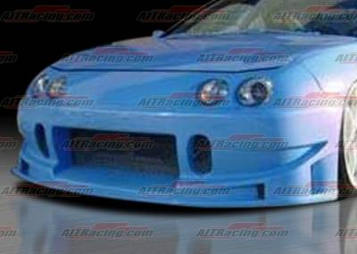 AIT Racing - Acura Integra AIT Racing BC Style Front Bumper - AI98HIBCSFB