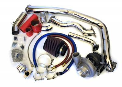 Agency Power - Subaru WRX Agency Power Large Turbo Kit - AP-GDBC-100