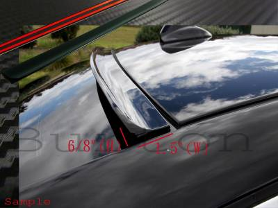 4CarOption - Lexus GS 4CarOption Roof Spoiler - ASR-LGS98S-PU