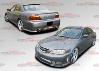 AIT Racing - Acura TL AIT Racing REV Style Complete Body Kit - ATL02HIREVCK