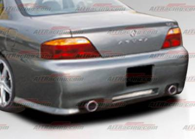 AIT Racing - Acura TL AIT Racing REV Style Rear Bumper - ATL99HIREVRB