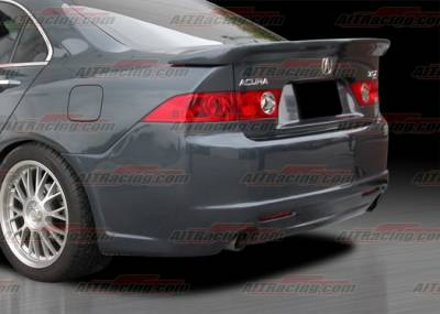 AIT Racing - Acura TSX AIT Racing KS Style Rear Bumper - ATX04HIKENRB