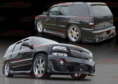 AIT Racing - Chevrolet Tahoe AIT Racing EXE Style Body Kit - CT00HIEXECK