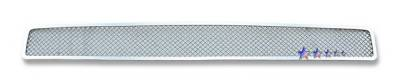 APS - Dodge Challenger APS Wire Mesh Grille - Upper - Stainless Steel - D76607T