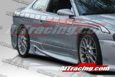 AIT Racing - Chrysler Sebring AIT Racing TX-1 Style Side Skirt - DA95HITX1SS