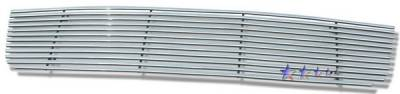 APS - Ford Explorer APS Phat Grille - Upper - Stainless Steel - F65340T