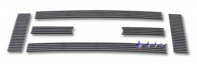 APS - Ford E-Series APS Billet Grille - Upper - Aluminum - F66658A