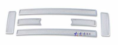 APS - Ford Superduty APS Wire Mesh Grille - F75327T