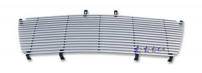 APS - Ford F150 APS Phat Grille - Upper - Stainless Steel - F85350T