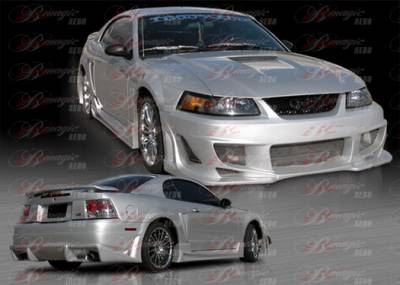 AIT Racing - Ford Mustang AIT Racing Vascious Style Body Kit - FM99BMVASCK