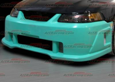 AIT Racing - Ford Mustang AIT Racing SIN Style Front Bumper - FM99HISINFB