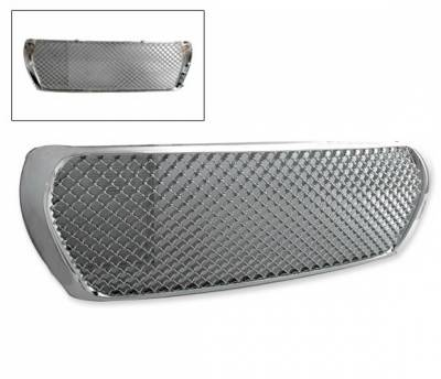 4CarOption - Dodge Avenger 4CarOption Front Hood Grille - GRZT-FJ2000809-CM