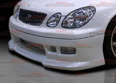 AIT Racing - Lexus GS AIT Racing REV Style Front Bumper - GS98HIREVFB