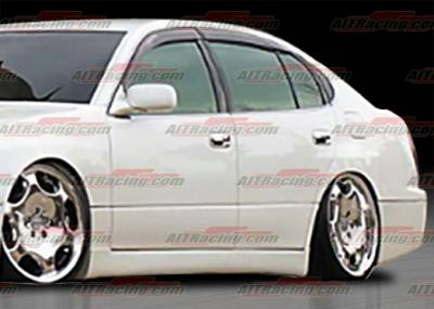 AIT Racing - Lexus GS AIT Racing VIP Style Side Skirts - GS98HIVIPSS
