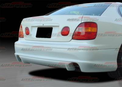 AIT Racing - Lexus GS AIT Racing VS Style Rear Bumper - GS98HIVSSRB