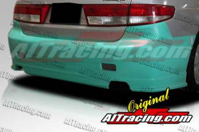 AIT Racing - Honda Accord 4DR AIT Racing C-Weapon Style Rear Bumper - HA03HICWSRB4