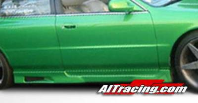AIT Racing - Honda Accord AIT Racing Revolution Style Side Skirts - HA94HIREVSS4