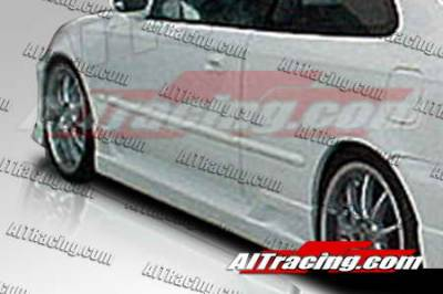 AIT Racing - Honda Civic AIT Racing BC Style Side Skirts - HC96HIBCSSS