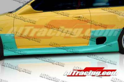 AIT Racing - Honda Civic AIT Racing BZ Style Side Skirts - HC96HIBZSSS