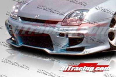 AIT Racing - Honda Prelude AIT Racing VS Style Front Bumper - HP97HIVSSFB