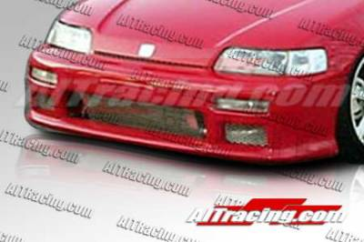AIT Racing - Honda CRX AIT Racing MGN Style Front Bumper - HX88HIMGNFB