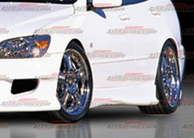 AIT Racing - Lexus IS AIT Racing Falcon Style Side Skirts - IS300HIFALSS