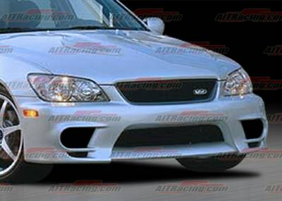 AIT Racing - Lexus IS AIT Racing TRD Style Front Bumper - IS300HITRDFB