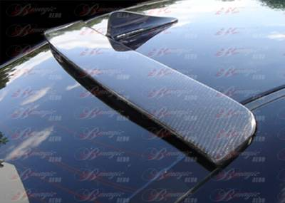 AIT Racing - Mazda 6 AIT Racing DSR Style B-Magic Carbon Fiber Roof Wing - M602BMDSRRW