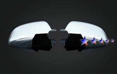 APS - Chevrolet Malibu APS Mirror Covers - MC08MAL
