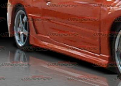 AIT Racing - Mitsubishi Eclipse AIT Racing BZ Style Side Skirts - ME00HIBZSSS