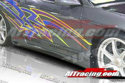 AIT Racing - Mitsubishi Eclipse AIT Racing Combat Style Side Skirts - ME95HICBSSS