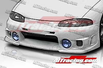 AIT Racing - Mitsubishi Eclipse AIT Racing EVO Style Front Bumper - ME97HIEVOFB