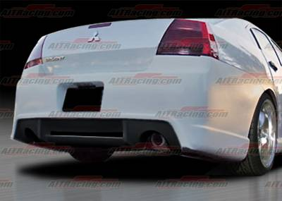 AIT Racing - Mitsubishi Galant AIT Racing GRS Style Rear Bumper - MG04HIGRSRB
