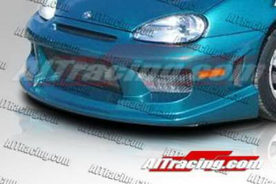 AIT Racing - Mazda MX3 AIT Racing Drift Style Front Bumper - MX390HIDFSFB