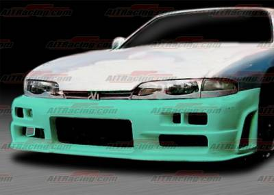 AIT Racing - Nissan 240SX AIT Racing Sky Style Front Bumper - N24095HISKYFB