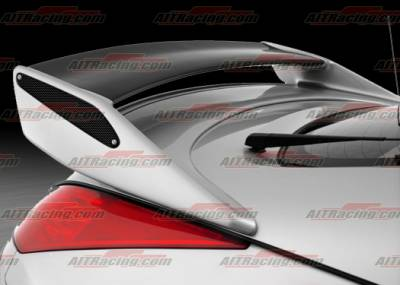 AIT Racing - Nissan 350Z AIT Racing Nismo 2 Style Rear Spoiler with Carbon Fiber - N3502BMNMO2RW