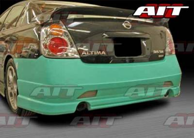 AIT Racing - Nissan Altima AIT CW Style Rear Bumper - NA03HICWSRB