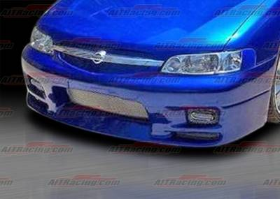 AIT Racing - Nissan Altima AIT Racing R33 Style Front Bumper - NA98HIR33FB