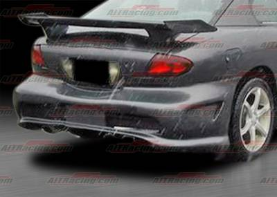 AIT Racing - Pontiac Sunfire AIT Racing CBS Style Rear Bumper - PS95HICBSRB2