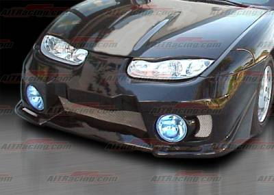 AIT Racing - Saturn SC Coupe AIT Racing EVO Style Front Bumper - SC01HIEVOFB