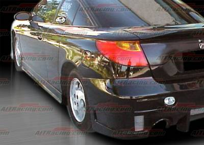 AIT Racing - Saturn SC Coupe AIT Racing EVO Style Side Skirts - SC01HIEVOSS