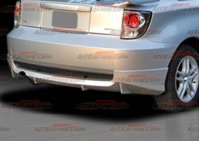 AIT Racing - Toyota Celica AIT Racing TRD Style Rear Skirt - TC00HITRDRS