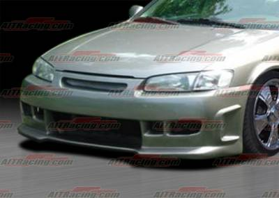 AIT Racing - Toyota Camry AIT Racing REV Style Front Bumper - TC97HIREVFB