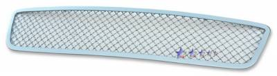 APS - Volvo XC90 APS Wire Mesh Grille - Upper - Stainless Steel - V75509S