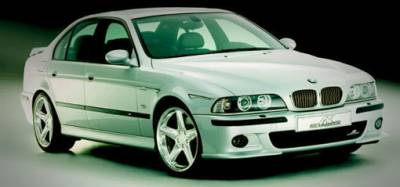 AC Schnitzer - BMW 5-Series M5 E39 Front Add-On Lip Flippers