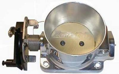 Accufab - Ford Mustang Accufab Polished Throttle Body