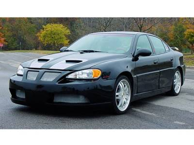 RKSport - Pontiac Grand Am RKSport Body Kit - 08014000