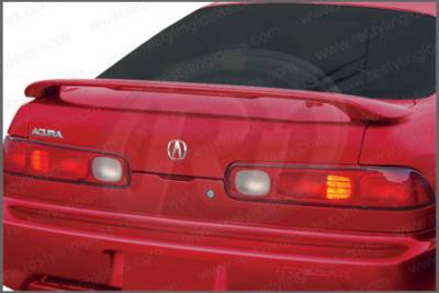 Restyling Ideas - Acura Integra 2DR Restyling Ideas Factory Style Spoiler with LED - 01-ACIN94F2L