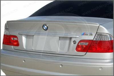 Restyling Ideas - BMW 3 Series 2DR Restyling Ideas Factory Lip Style Spoiler - 01-BMM301F2