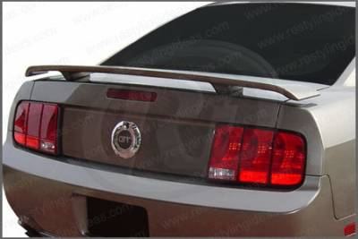 Restyling Ideas - Ford Mustang Restyling Ideas Factory Style Spoiler - 01-FOMU05F